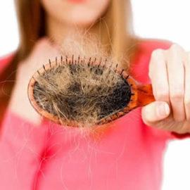 Tem sofrido com a queda de cabelo?
