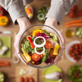 Veja como a sua alimentação influencia na sua saúde!